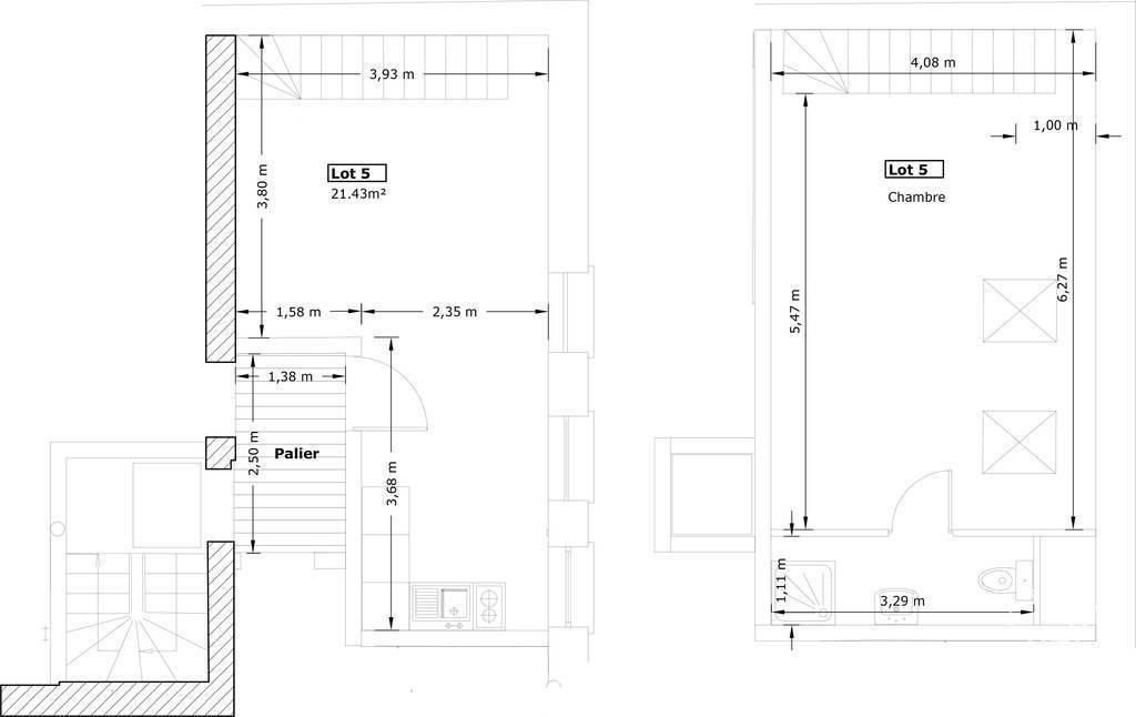 Vente appartement 2 pièces Saint-Brice-sous-Forêt (95350)