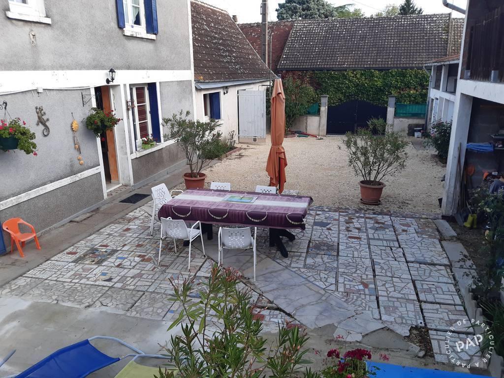 Vente maison 5 pièces Fléré-la-Rivière (36700)