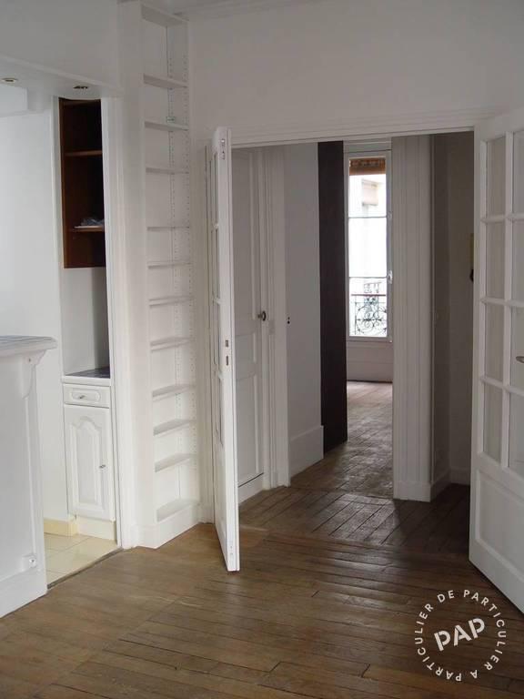 Location appartement 2 pièces Paris 7e