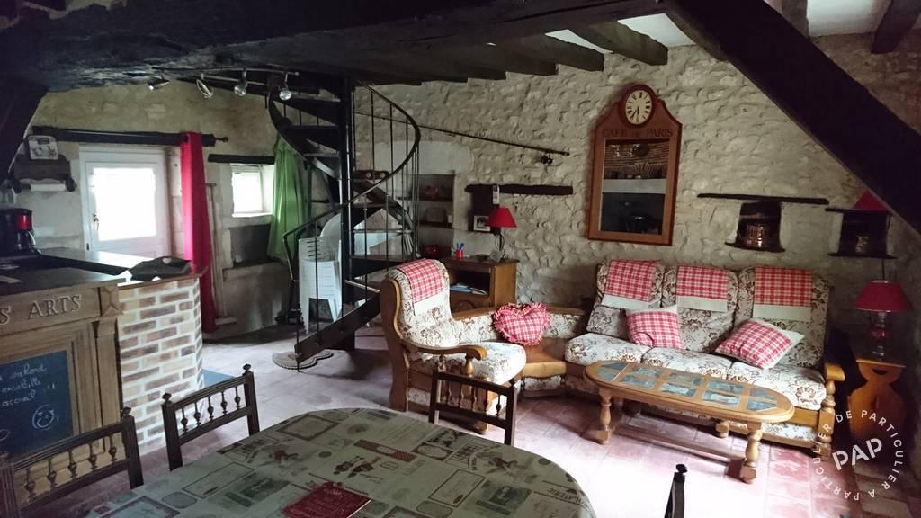 Vente immobilier 205.000€ Mauvières (36370)