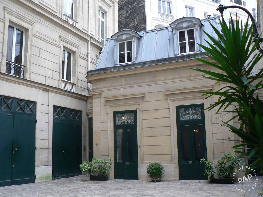 Location Paris 8E (75008) 12m²