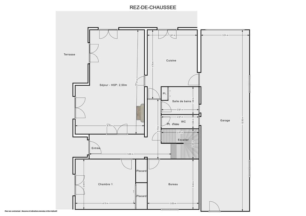 Vente Maison Lons (64140) 180m² 375.000€