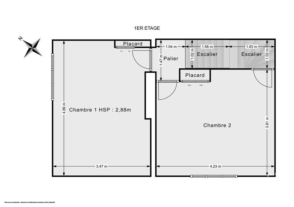 Vente Maison Garchizy 96m² 50.000€