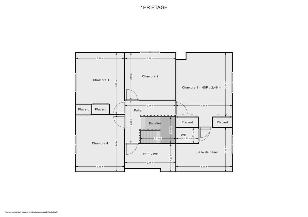 Vente Maison Saint-Maurice-L'exil (38550)