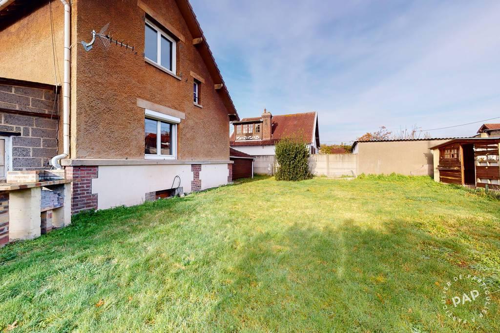 Vente Maison Saint-Aubin-Lès-Elbeuf (76410) 72m² 134.000€