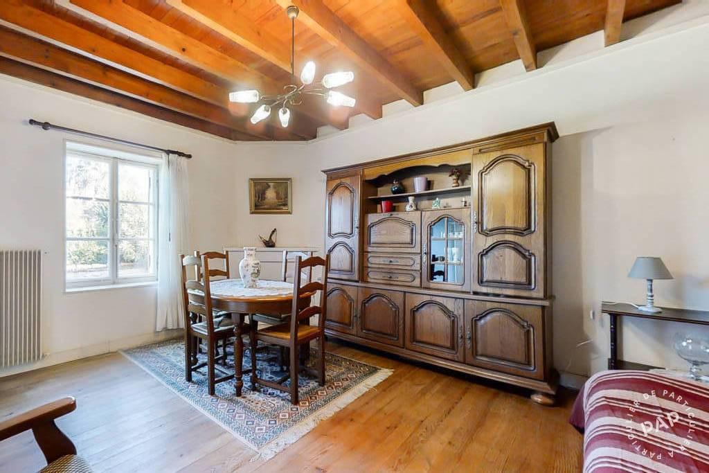 Vente maison 3 pièces Bieujac (33210)