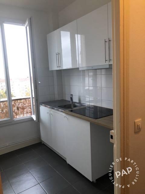 Location appartement 2 pièces Le Pré-Saint-Gervais (93310)