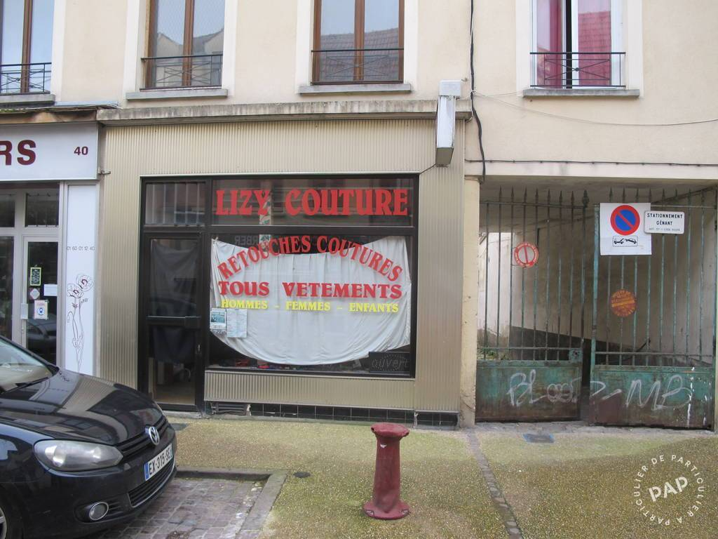 Vente et location Local commercial Lizy-Sur-Ourcq (77440) 25m² 540€