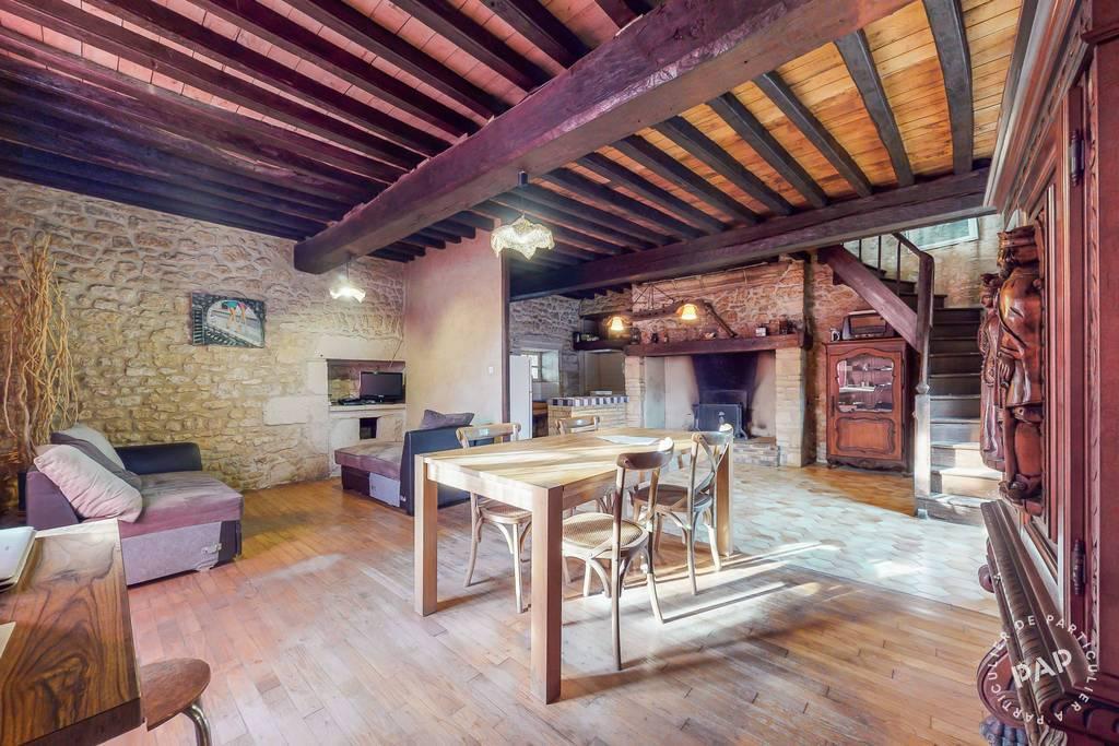 Vente maison 4 pièces Saint-Laurent-des-Bâtons (24510)