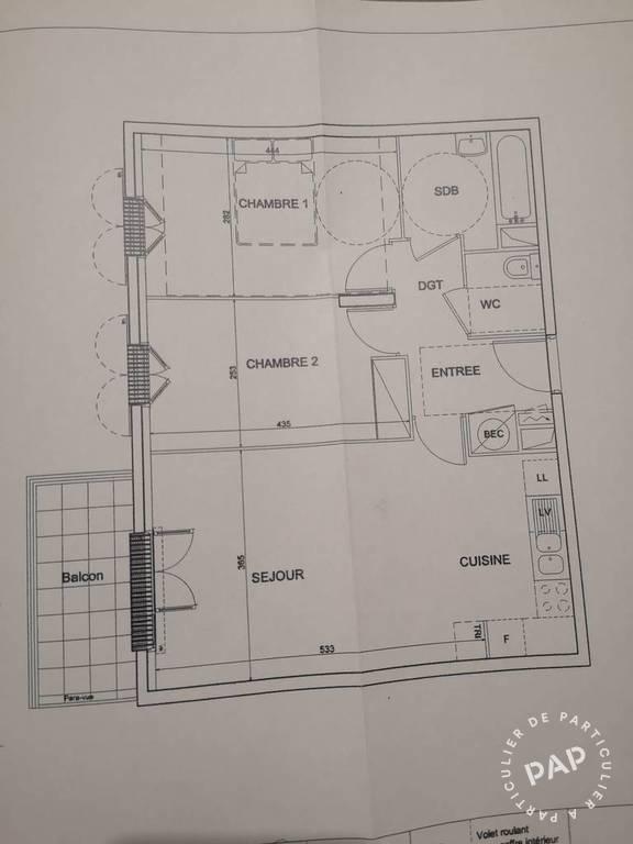 Vente appartement 3 pièces Saint-Ouen-l'Aumône (95310)