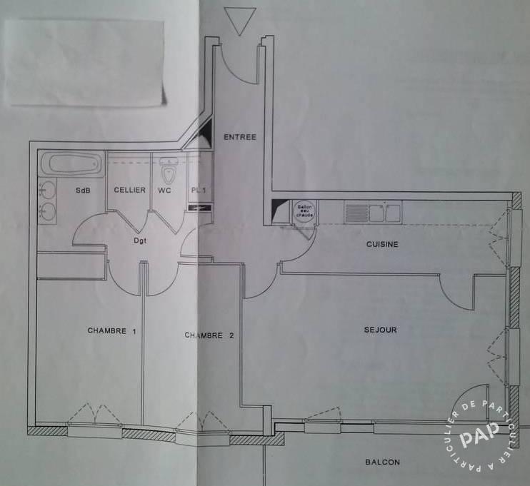 Vente appartement 3 pièces Bailleul (59270)