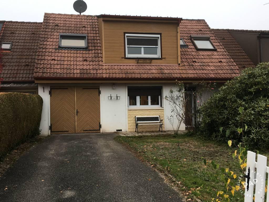 Vente maison 5 pièces Éloie (90300)
