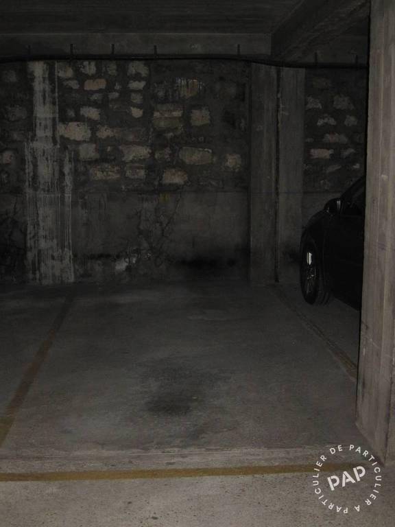 Location Garage, parking Paris 14E (75014)  119€