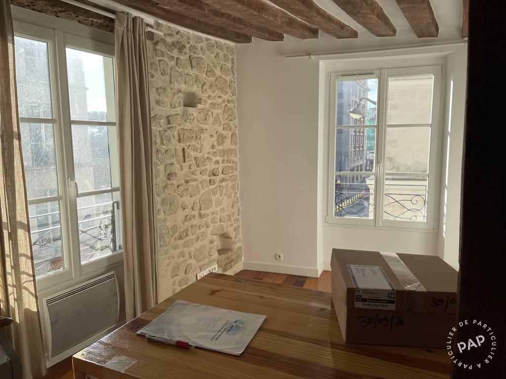 Location Appartement Paris 3E (75003) 36m² 1.520€
