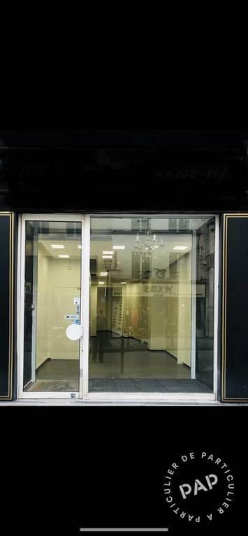 Vente et location Local commercial Paris 2E 70m² 3.000€