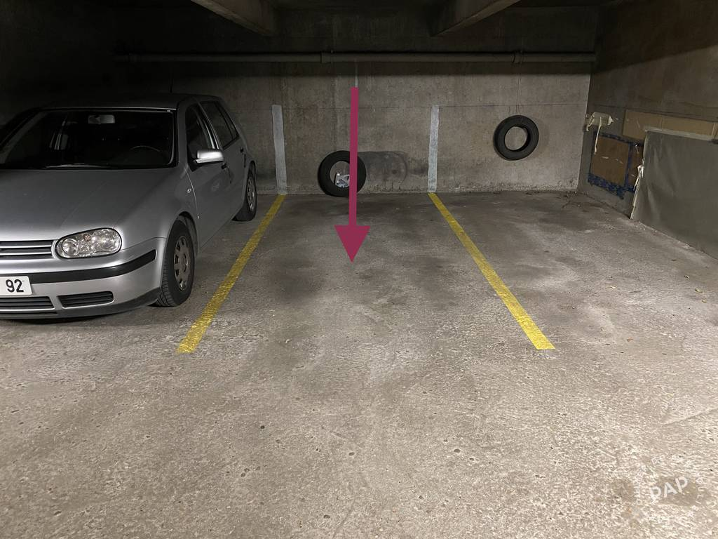 Location Garage, parking Clamart (92140)  80€