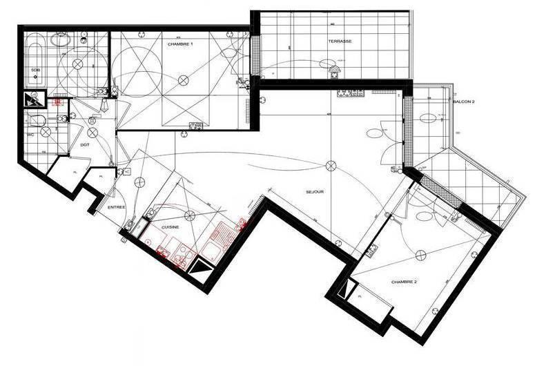 Vente Appartement Franconville (95130) 65m² 285.000€