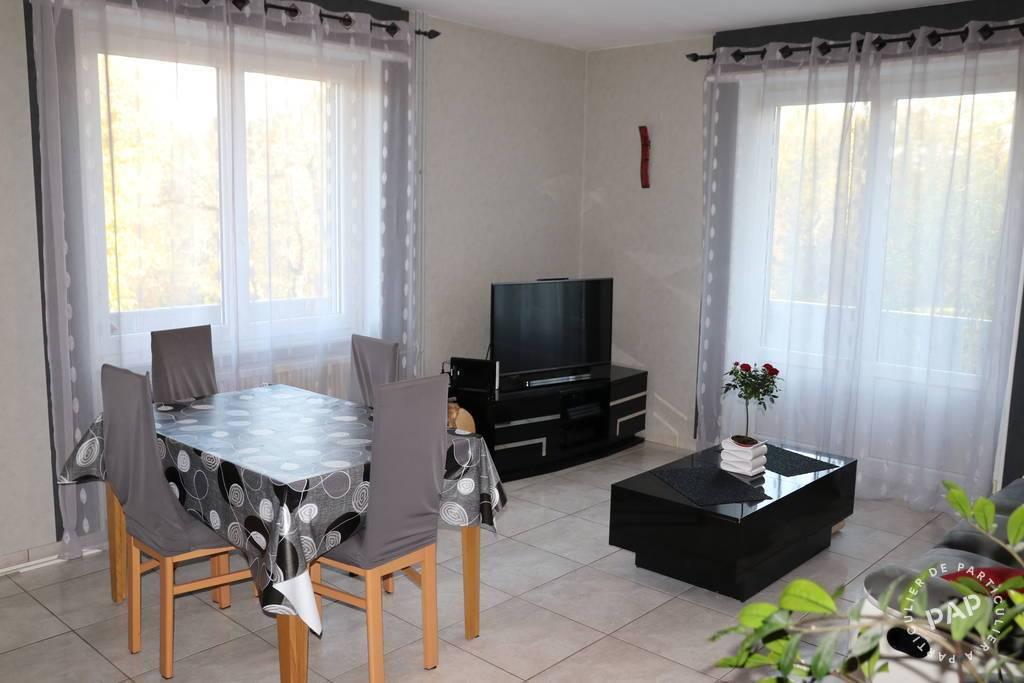 Vente appartement 3 pièces Didenheim (68350)