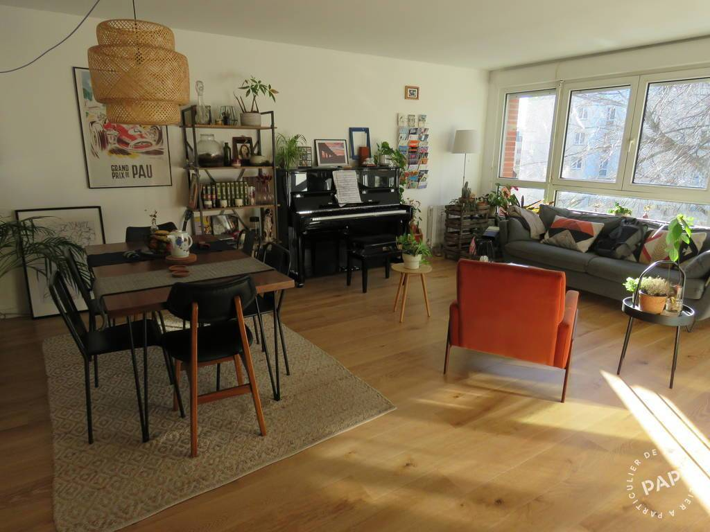 Vente appartement 3 pièces Lille (59)