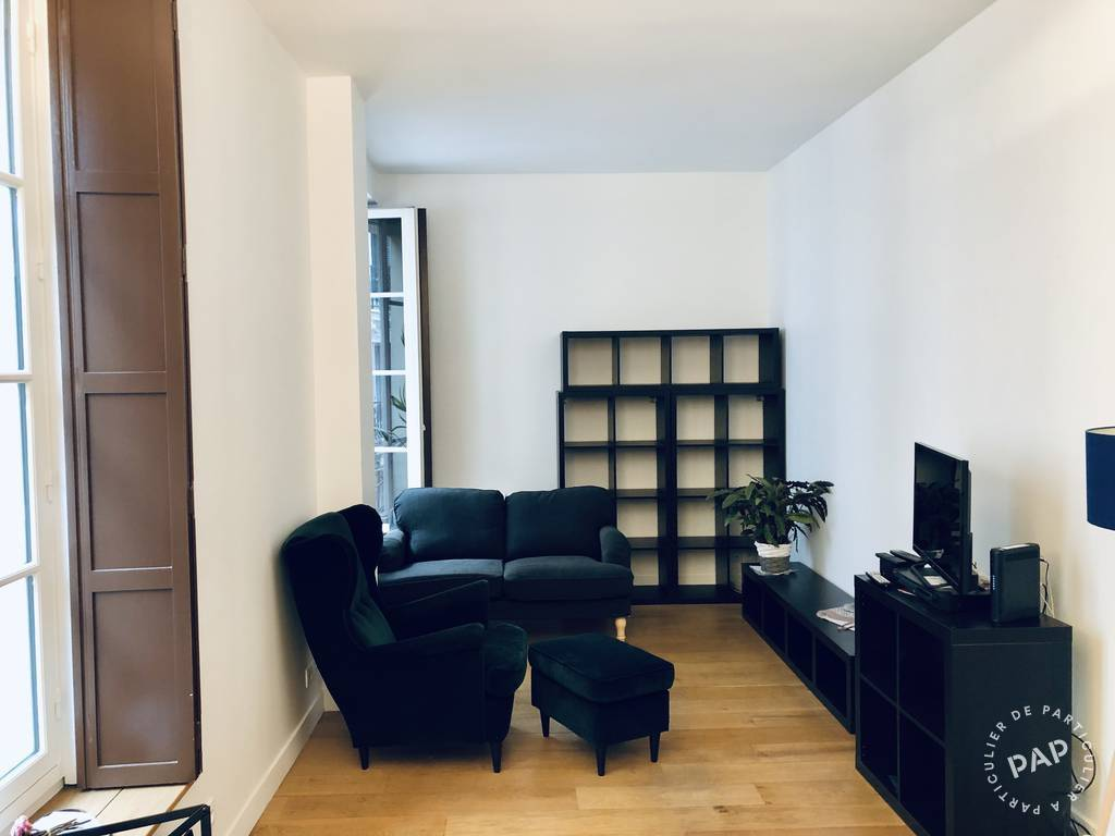 Location Appartement Paris 3E (75003) 40 m² 1.590 €