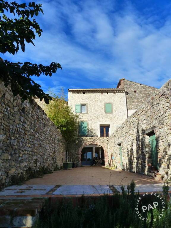 Vente Maison Massillargues-Attuech (30140) 114m² 199.000€