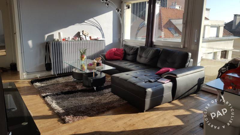 Vente appartement 4 pièces Amiens (80)