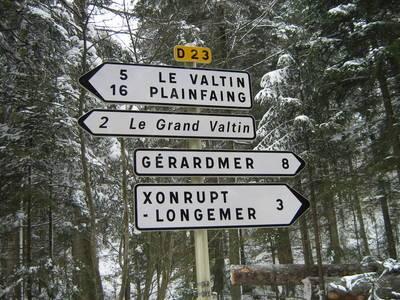 Ban-Sur-Meurthe-Clefcy (88230)
