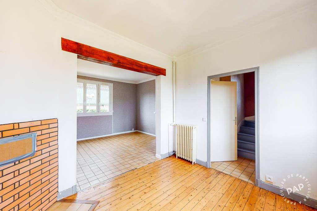 Vente immobilier 134.000€ Saint-Aubin-Lès-Elbeuf (76410)