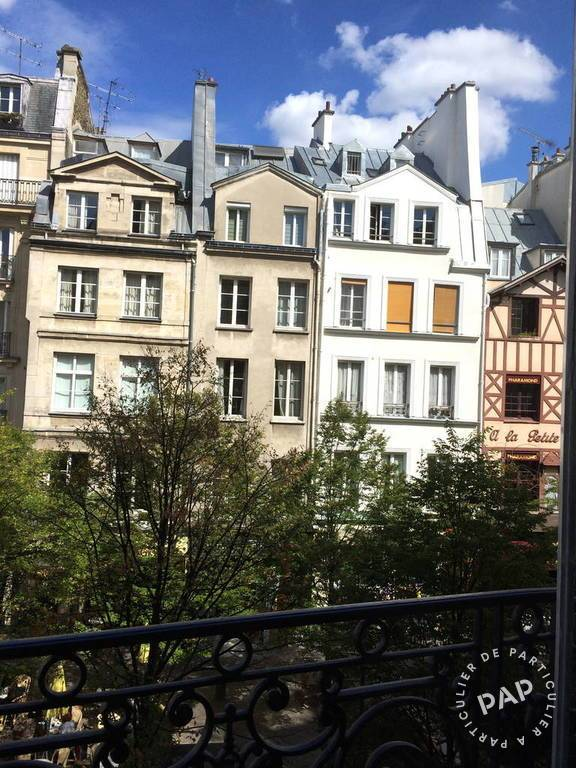 Location immobilier 1.650€ Paris 1Er (75001)