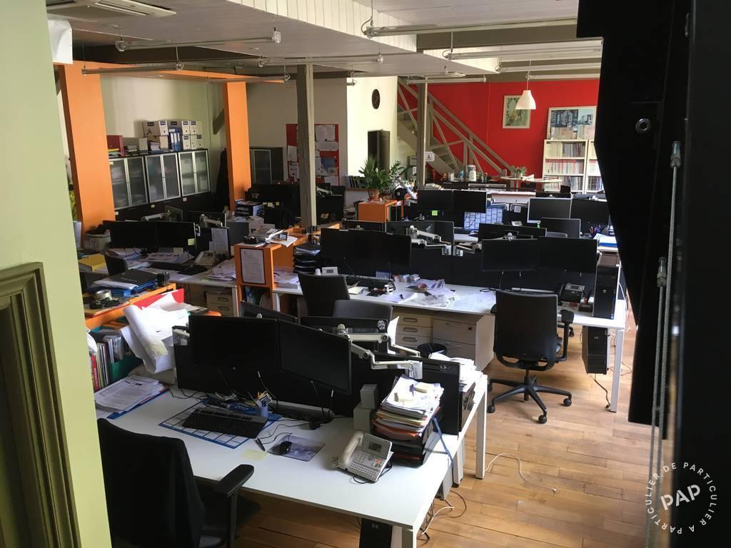 Bureaux, local professionnel Montreuil (93100) 2.900.000€