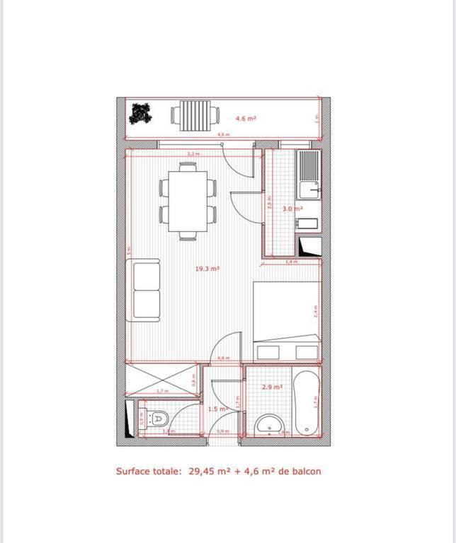 Appartement Paris 20Ème 325.000€