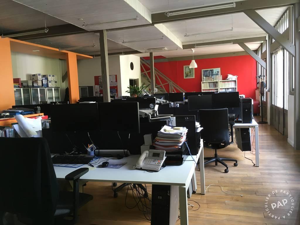 Vente et location Bureaux, local professionnel 551m²