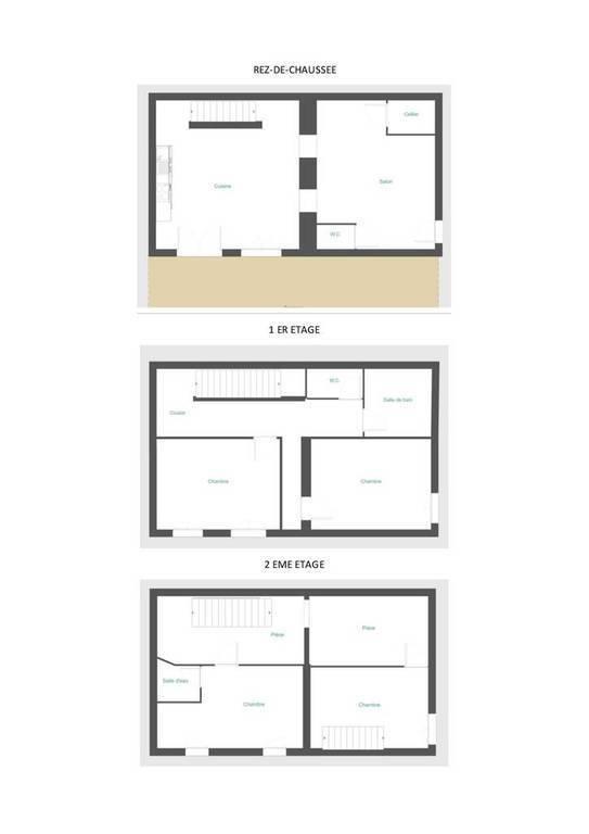 Vente Maison 114m²