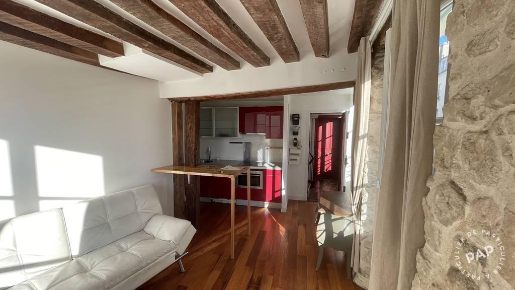 Appartement 1.520€ 36m² Paris 3E (75003)