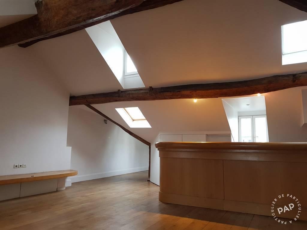 Immobilier Paris 1Er (75001) 2.600€ 76m²