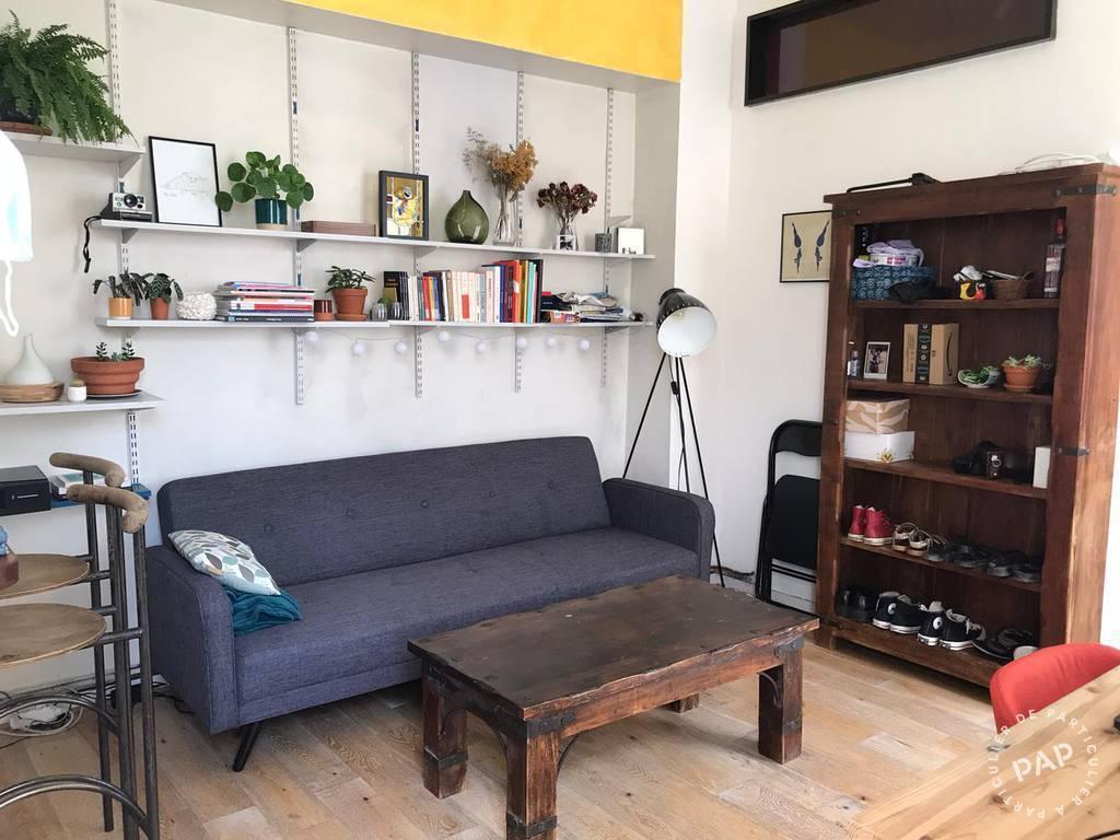 Location Appartement Paris 10E (75010) 33m² 1.193€