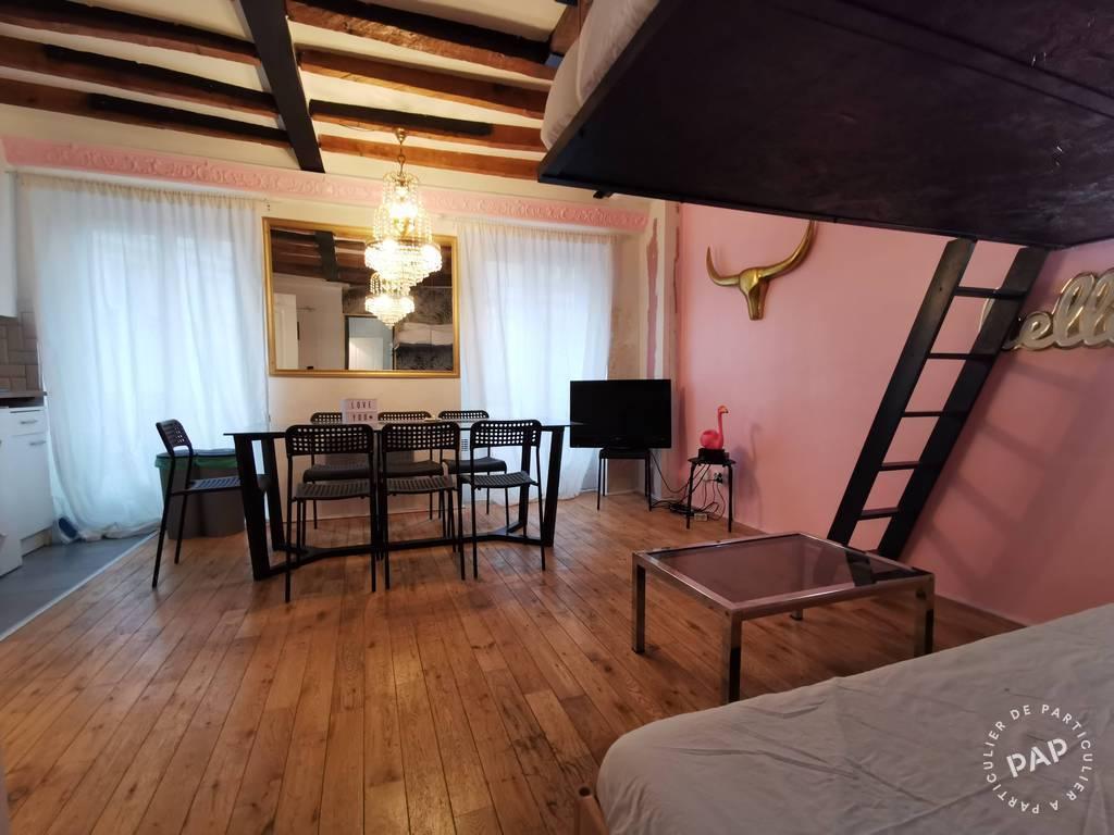 Vente appartement 2 pièces Paris 17e