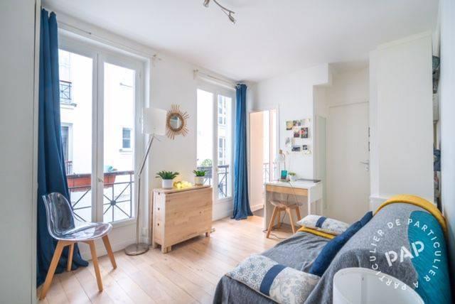 Vente appartement studio Paris 11e