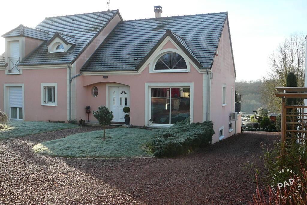 Vente Maison Boissy-Le-Châtel (77169) 168m² 550.000€