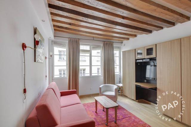 Location Appartement Paris 5E (75005) 24m² 1.250€