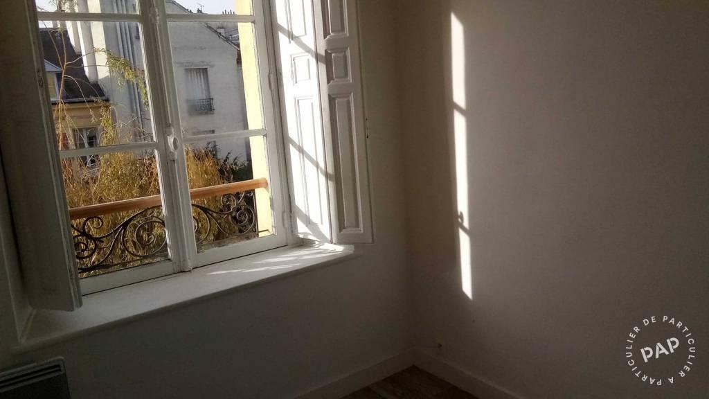 Location appartement 2 pièces Versailles (78000)