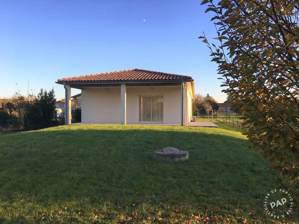 Vente Maison Monbéqui (82170) 110m² 250.000€
