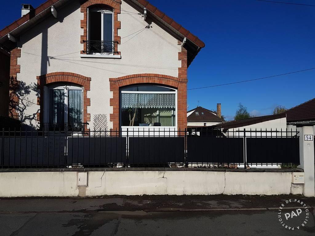 Vente maison 4 pièces Sartrouville (78500)