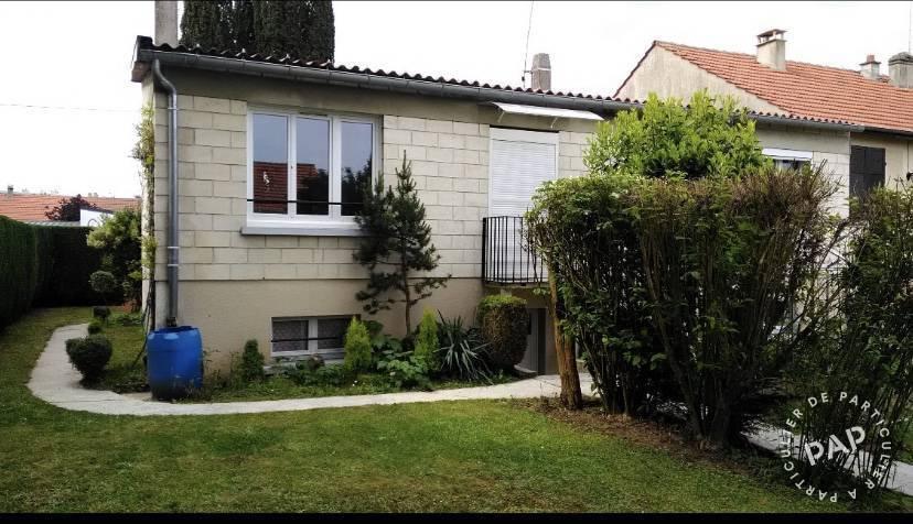 Vente maison 4 pièces Chauny (02300)