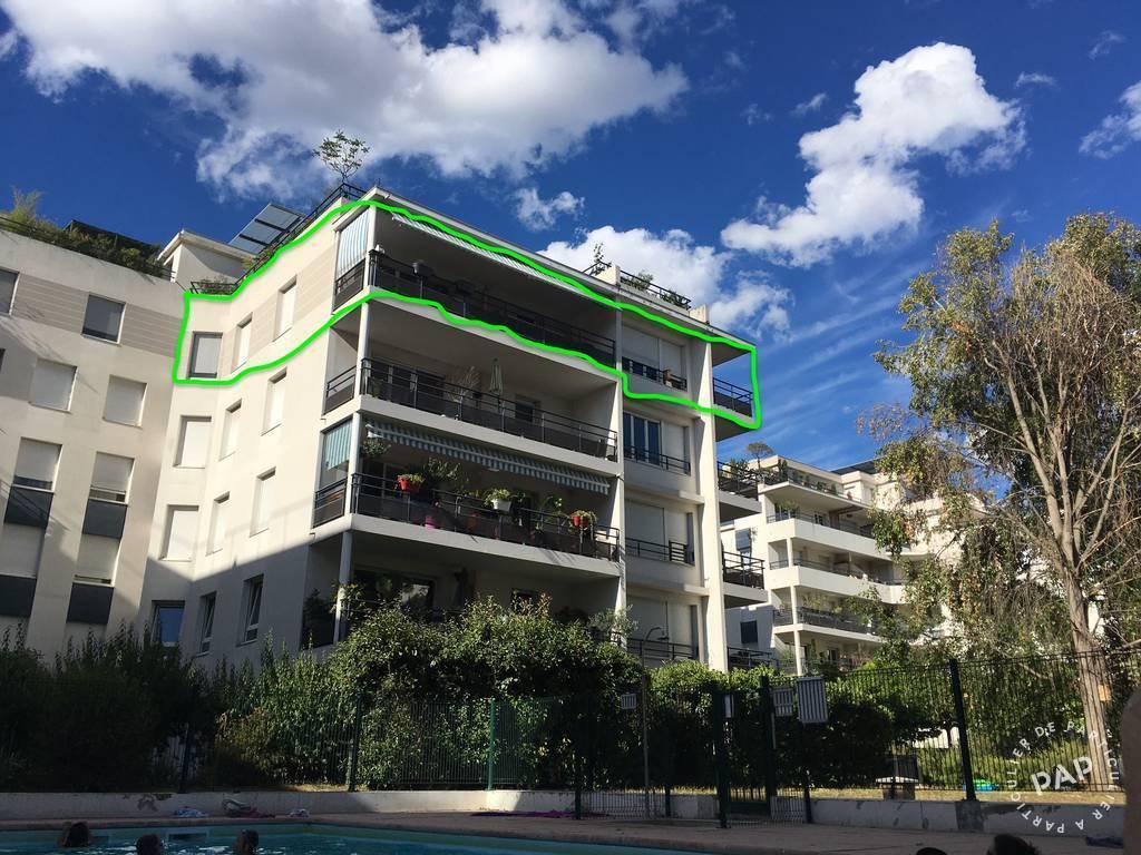 Vente appartement 6 pièces Lyon 7e