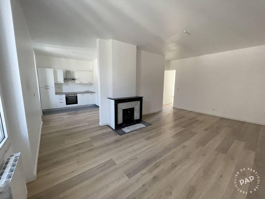 Vente appartement 3 pièces Le Chambon-Feugerolles (42500)