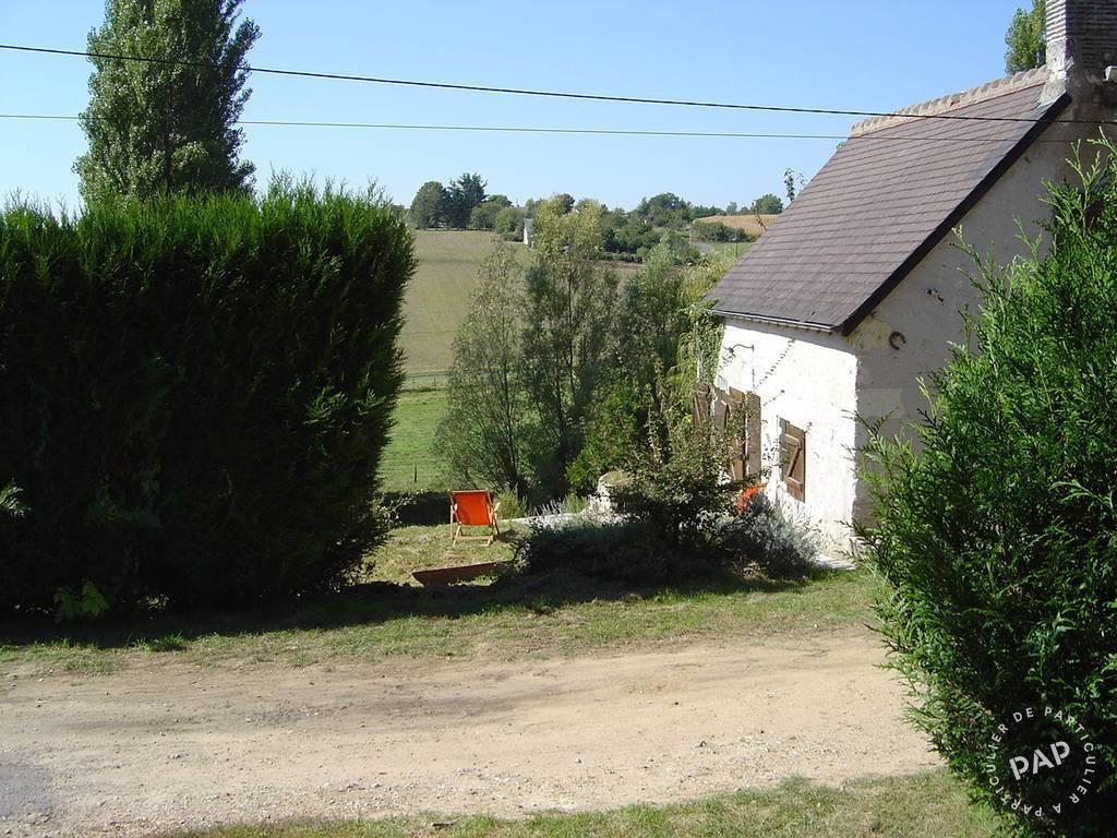 Vente maison 2 pièces Saint-Aubin-le-Dépeint (37370)