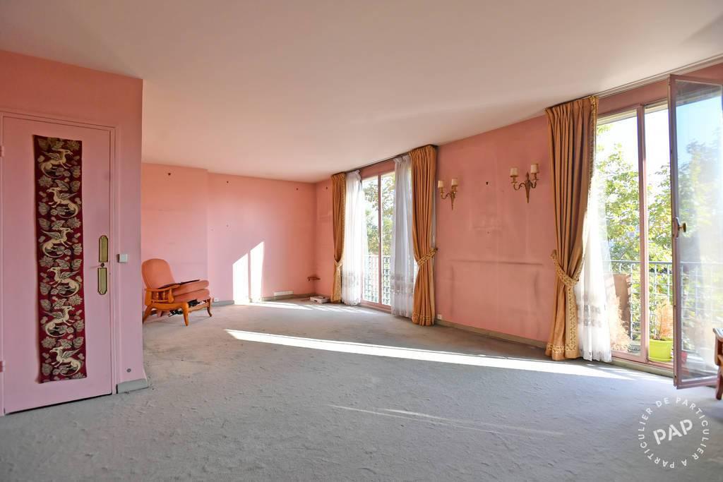 Vente appartement 4 pièces Paris 16e