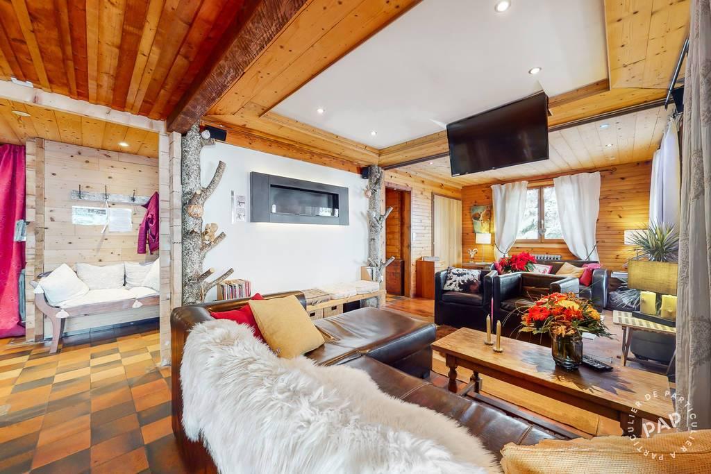 Vente Maison Le Grand-Bornand (74450) 227m² 999.999€