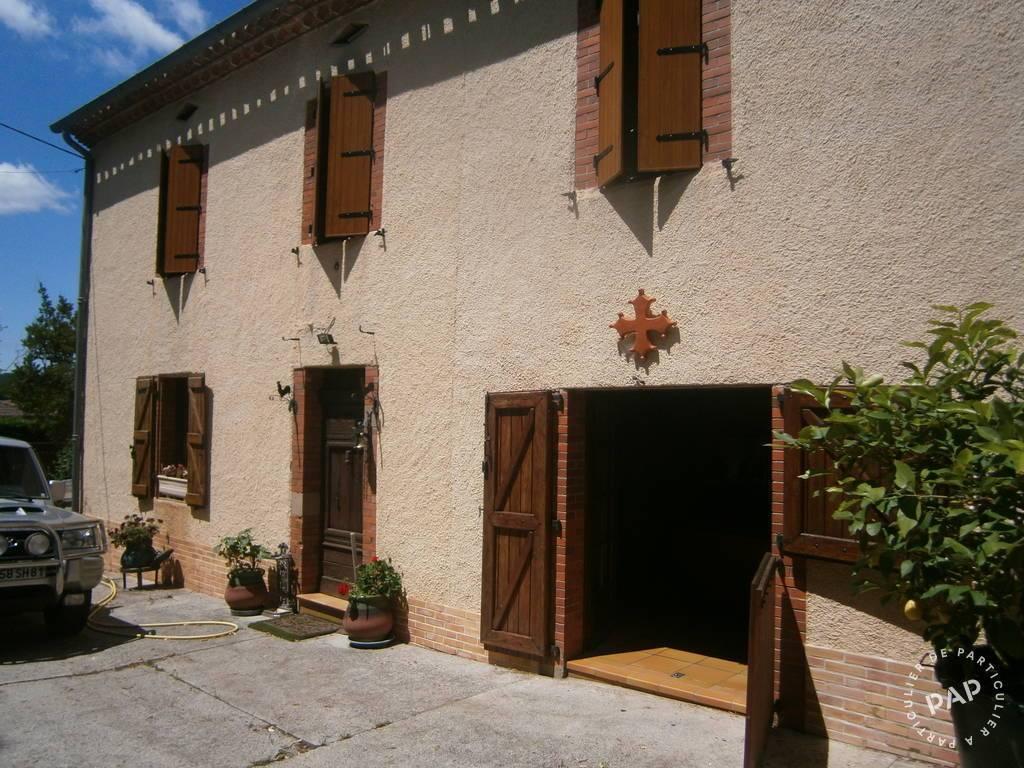 Vente Maison Fréjairolles (81990) 212m² 329.000€
